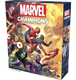 Fantasy Flight Games Marvel Champions LCG Core Set