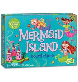 Peaceable Kingdom Mermaid Island
