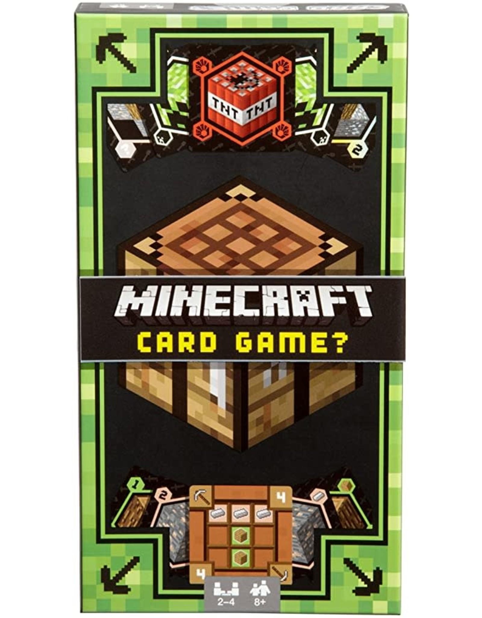 Mattel Minecraft Card Game