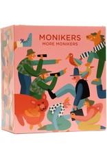 Monikers More Monikers