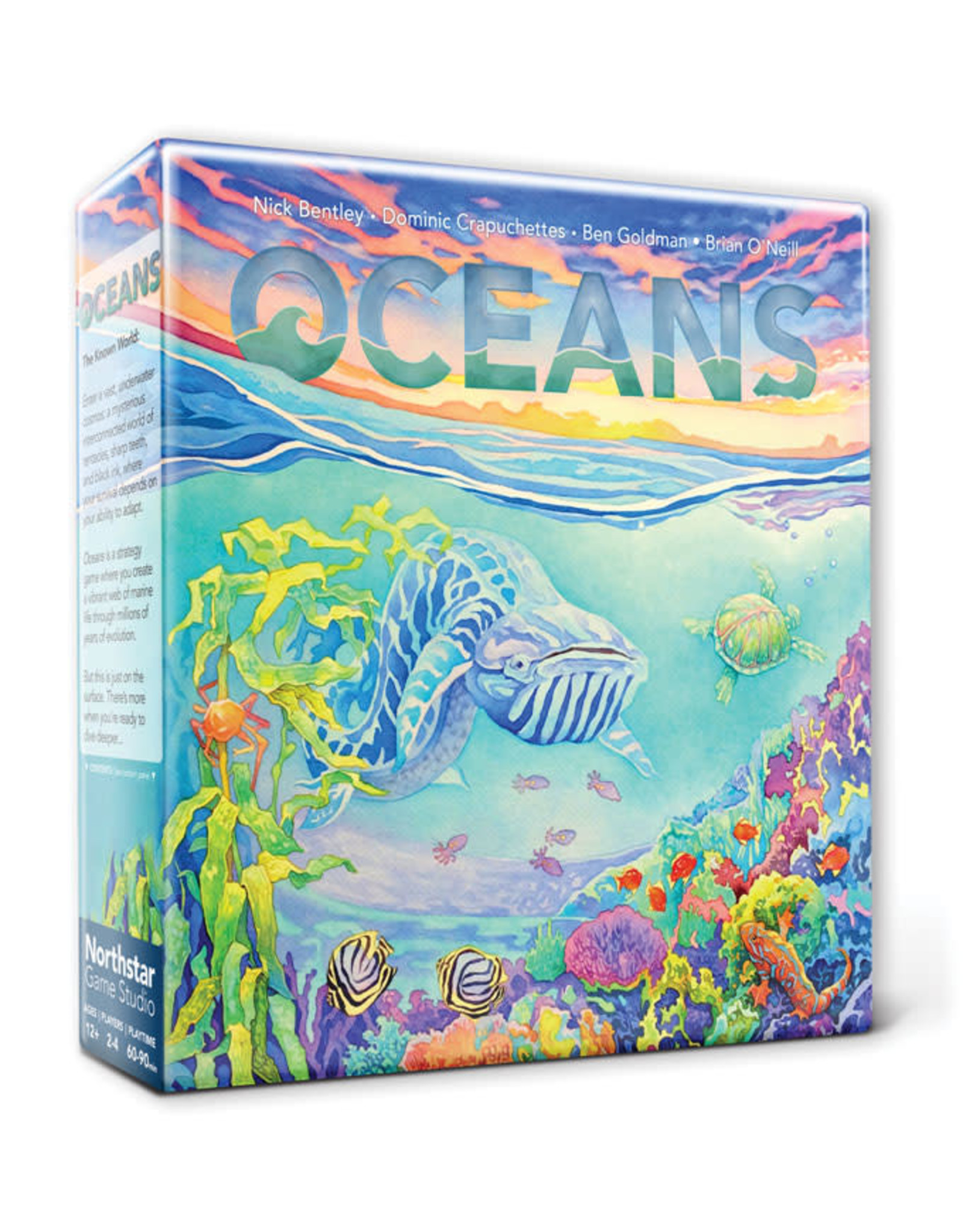 North Star Games Oceans
