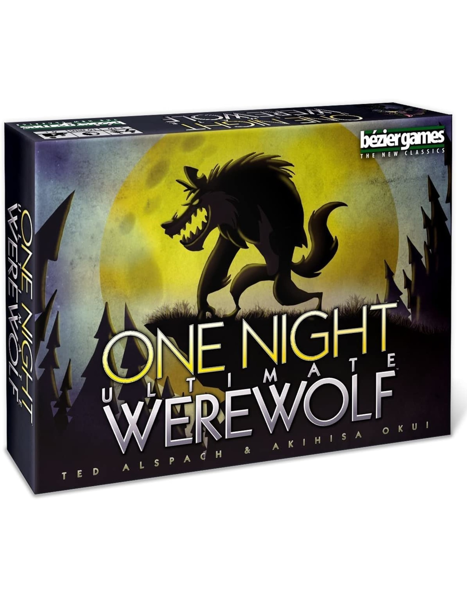 Bezier Games One Night Ultimate Werewolf