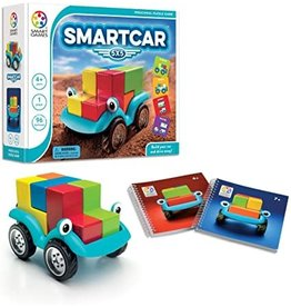 SmartGames Smart Car 5x5