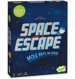 Peaceable Kingdom Space Escape