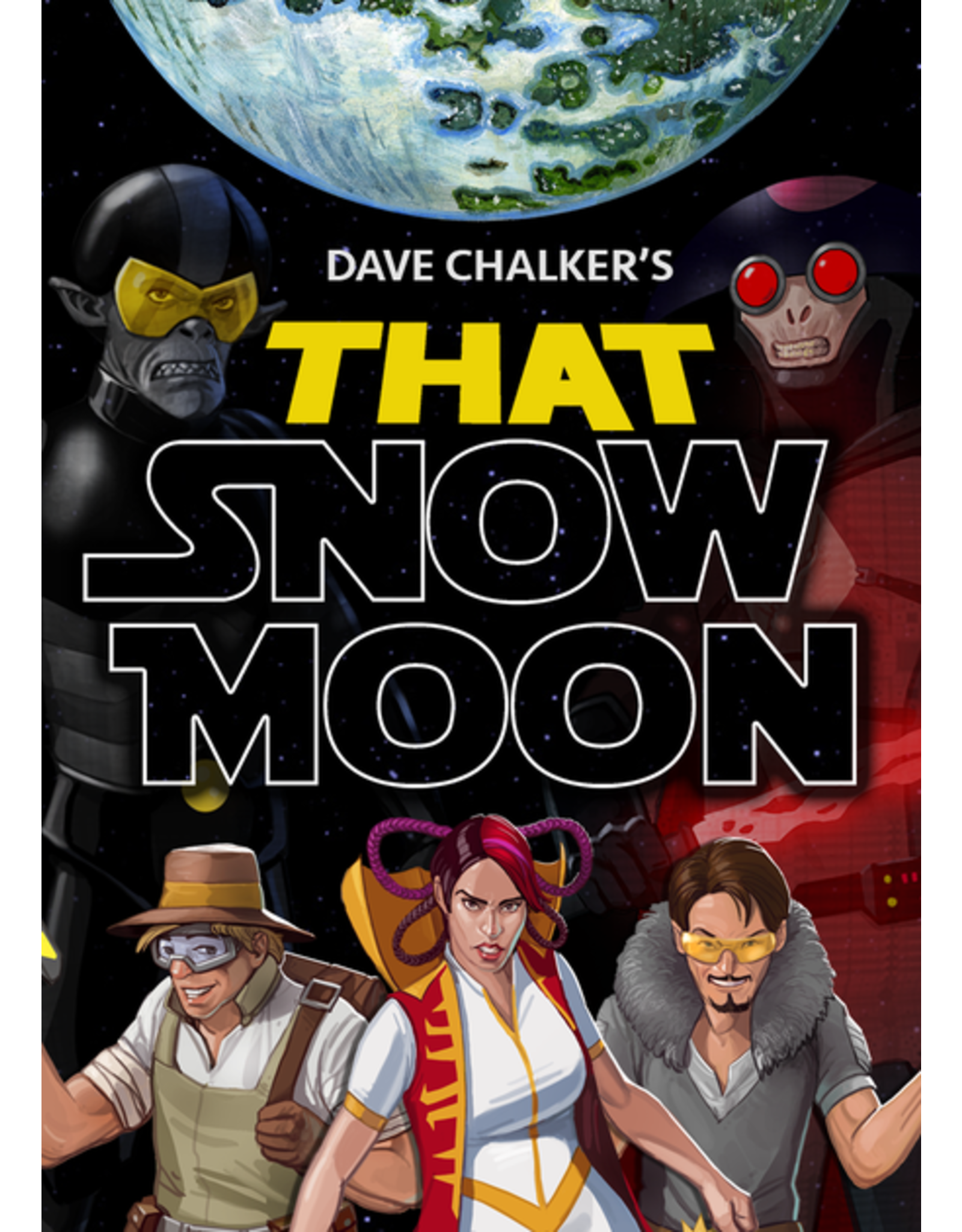 Button Shy Games That Snow Moon