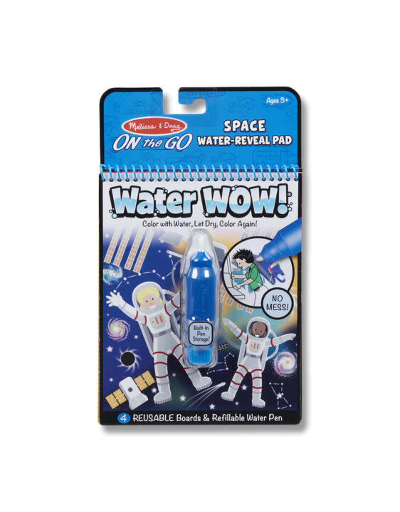 Melissa and Doug Water Wow (Multiple Themes)