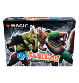 Magic: The Gathering MTG Unsanctioned