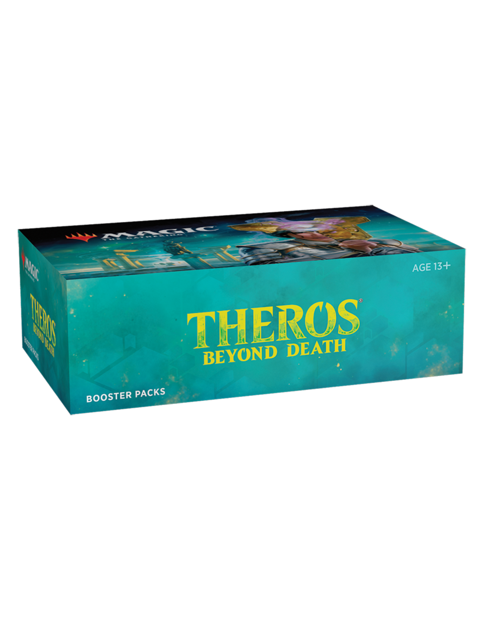 Magic: The Gathering Magic: The Gathering - Theros Beyond Death - Draft Booster Box