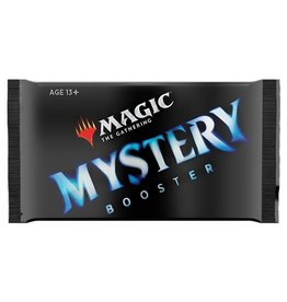 Magic: The Gathering MTG Mystery Booster Pack