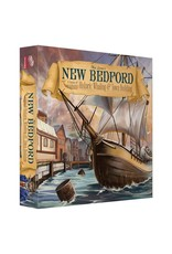Greater Than Games New Bedford: A Game of Historic Whaling & Town Building
