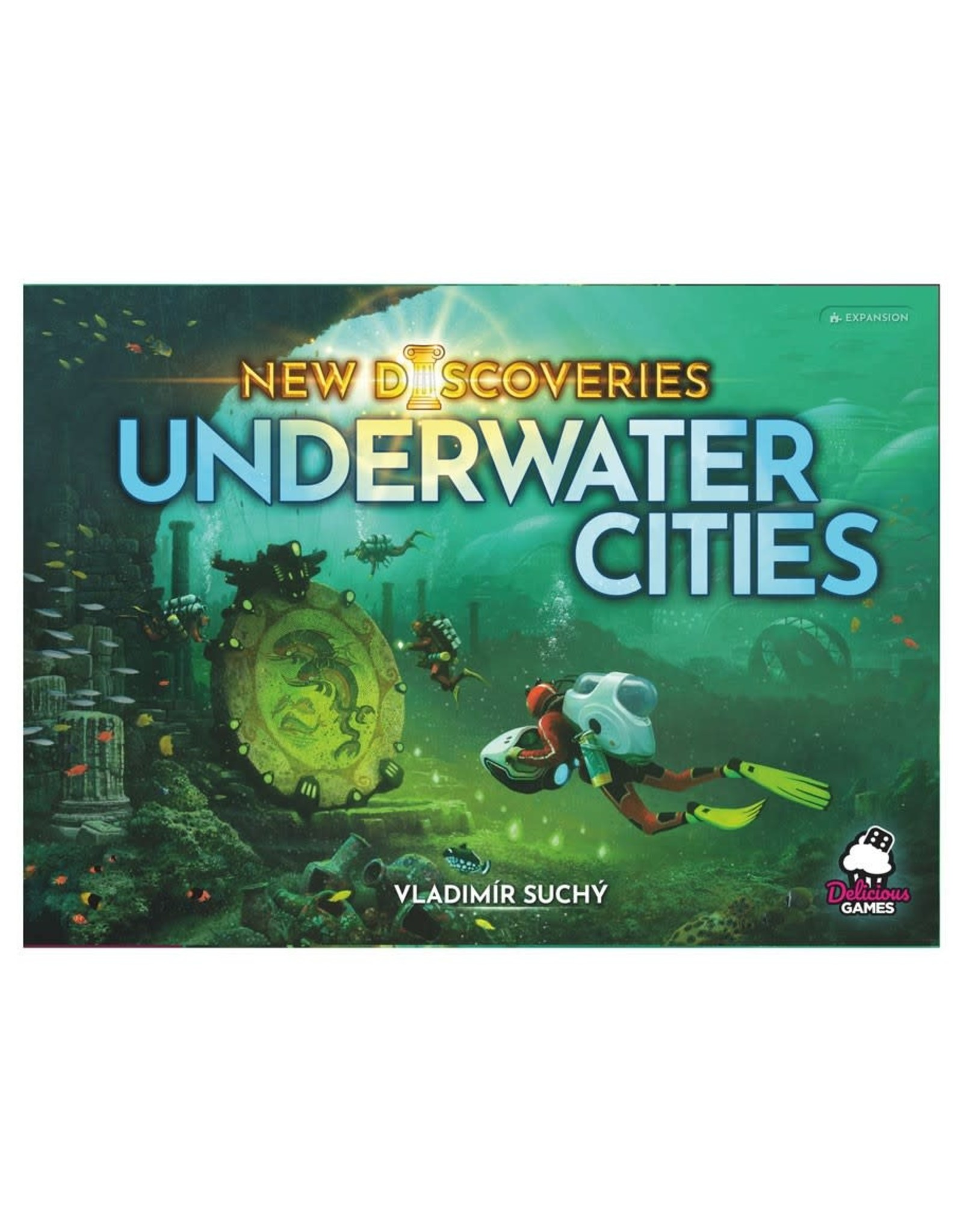 Rio Grande Underwater Cities New Discoveries