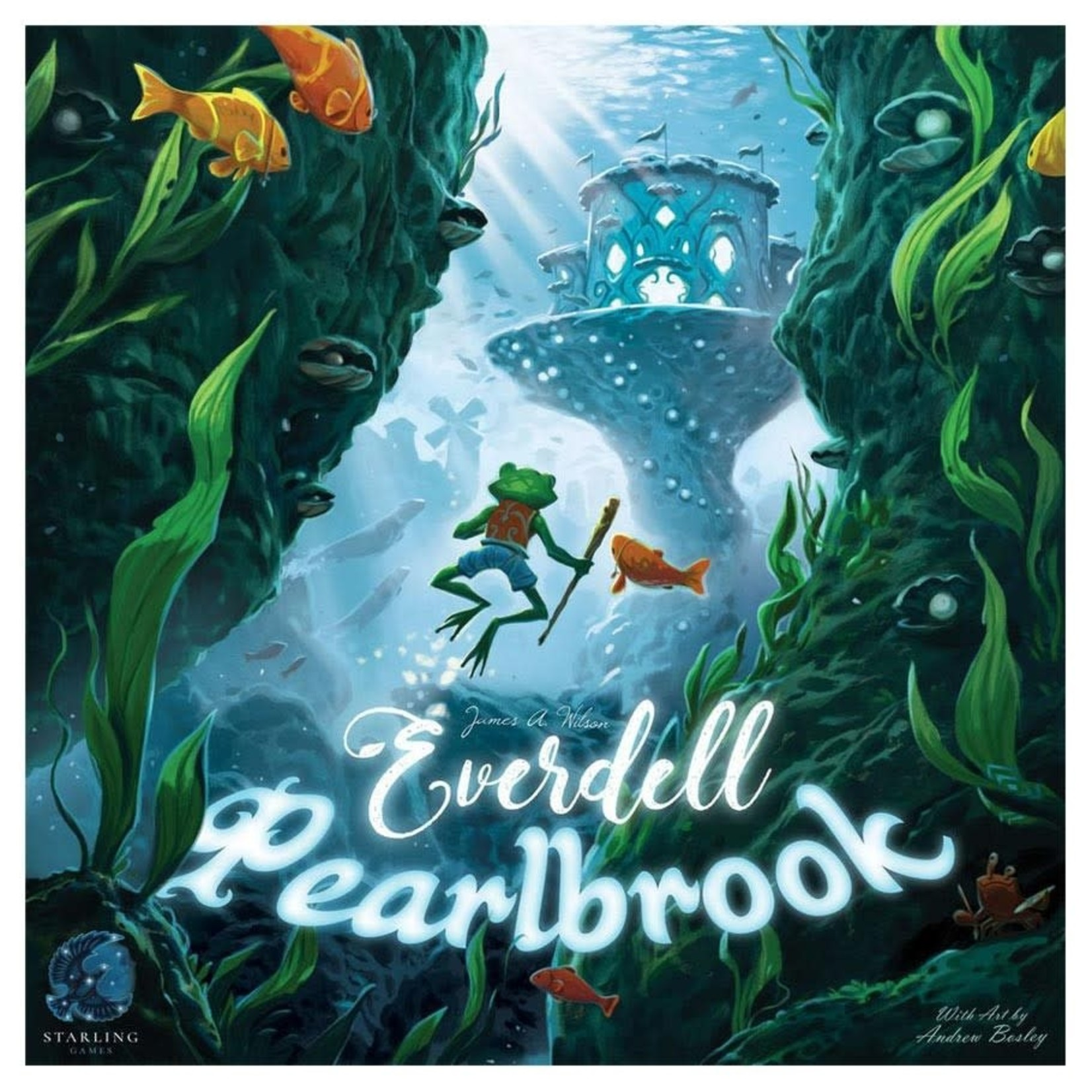 Starling Games Everdell: Pearlbrook (Expansion)