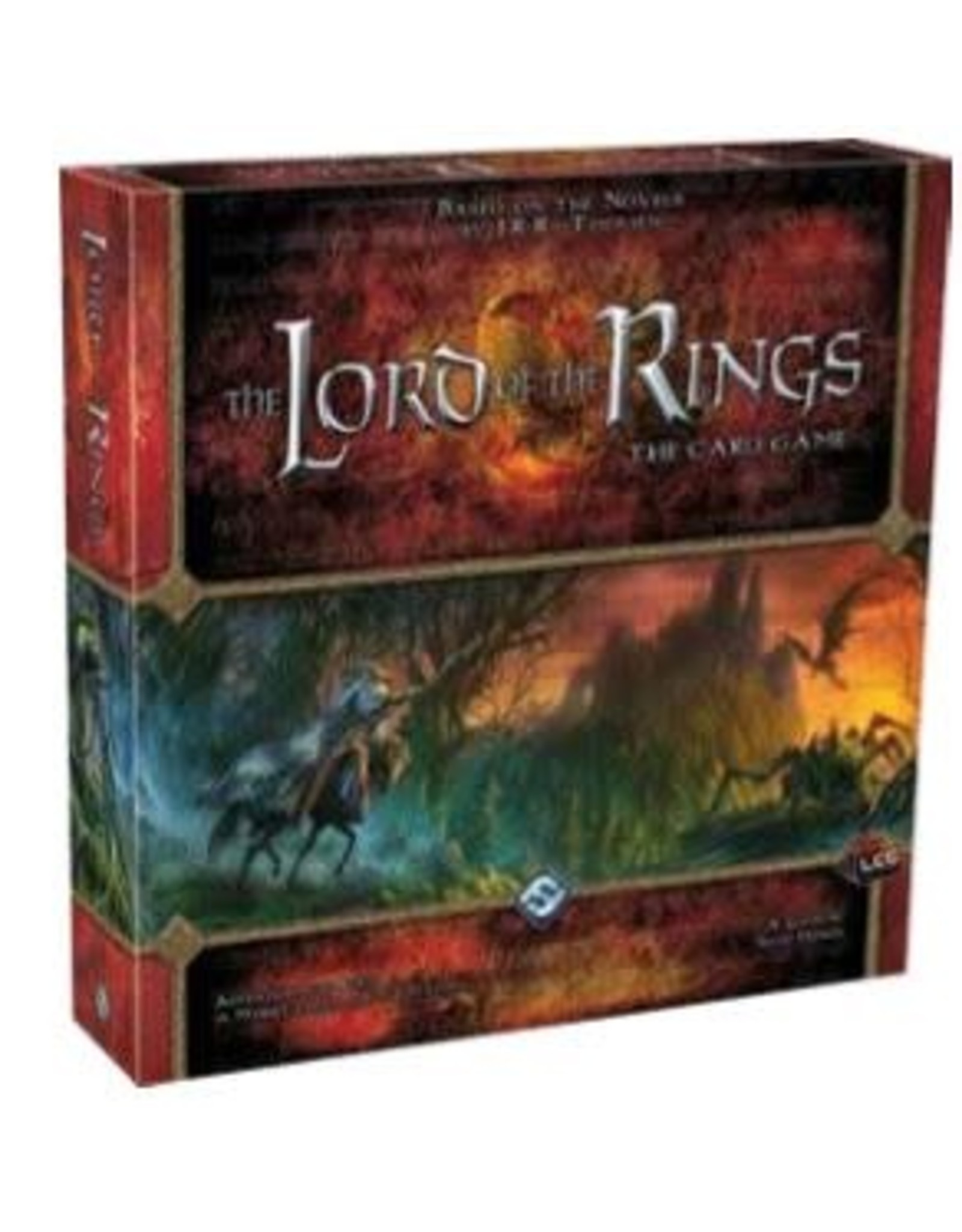 Fantasy Flight Games The Lord of the Rings: The Card Game - Core Set