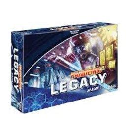 Z-MAN Games Pandemic Legacy: Season 1