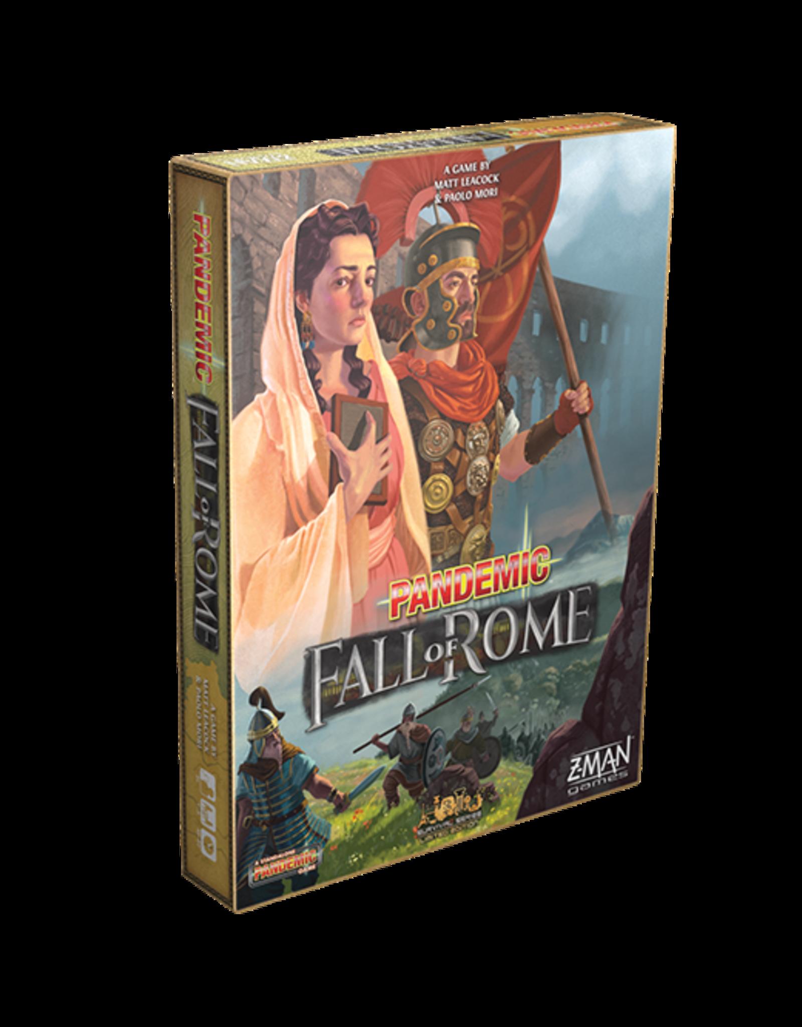 Z-MAN Games Pandemic Fall of Rome