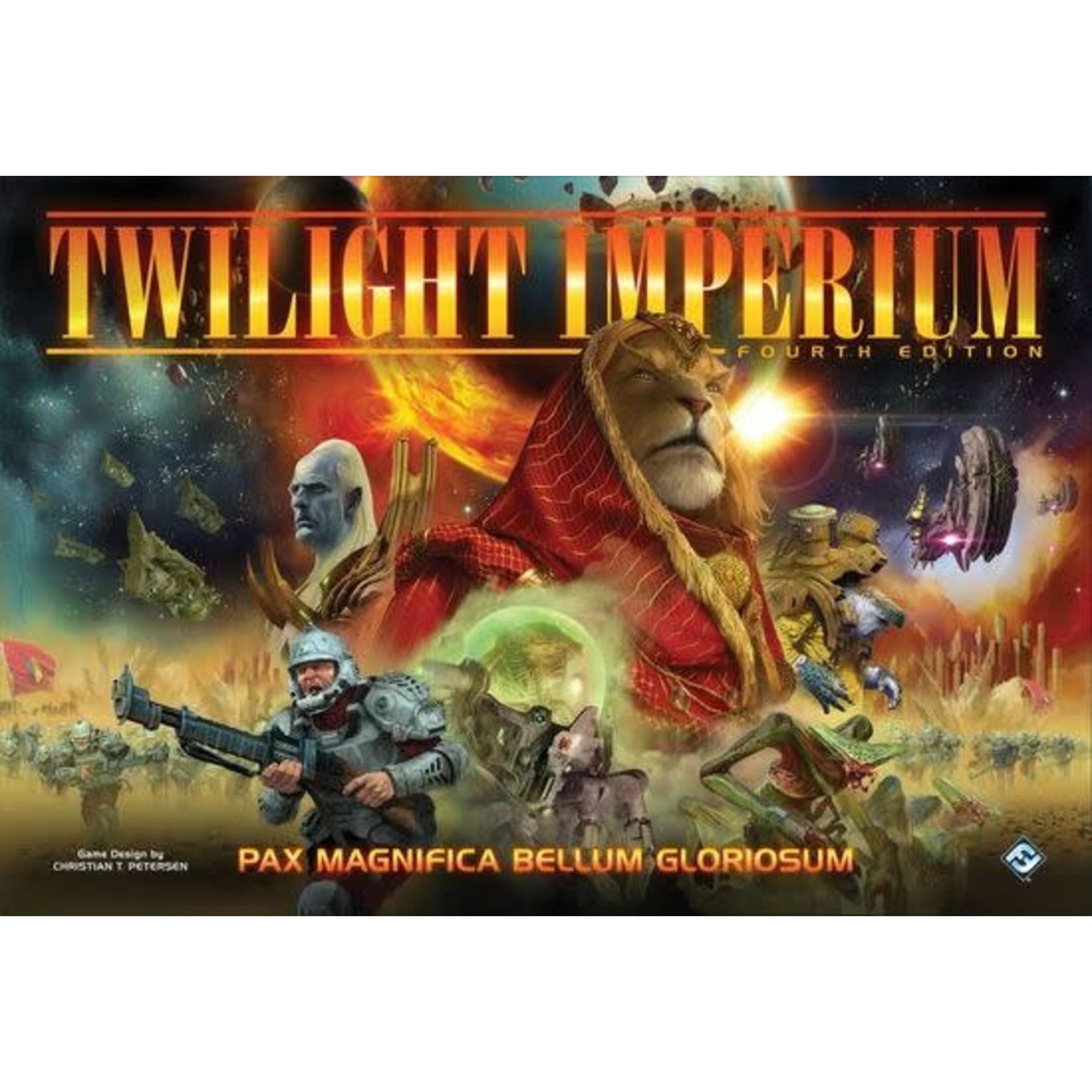 Fantasy Flight Games Twilight Imperium (Fourth Edition)