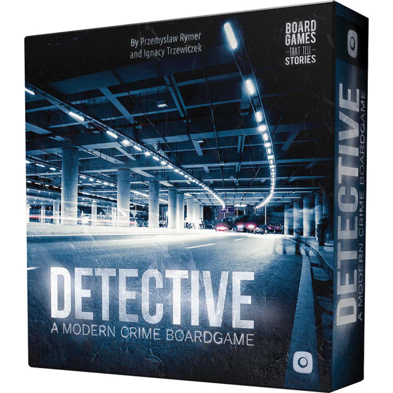 Portal Games Detective: A Modern Crime Boardgame