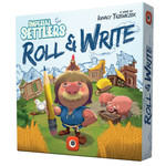 Portal Games Imperial Settlers Roll and Write