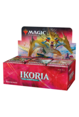 Magic: The Gathering Magic: The Gathering - Ikoria: Lair of Behemoths - Draft Booster Box