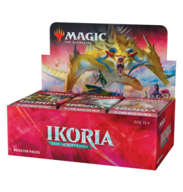 Magic: The Gathering MTG IKO Draft Booster Box