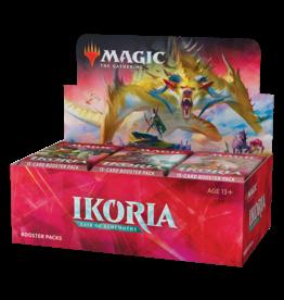 Magic: The Gathering MTG Ikoria Draft Booster Box