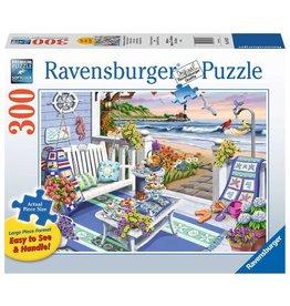 Ravensburger Seaside Sunshine - 300 Piece Jigsaw Puzzle