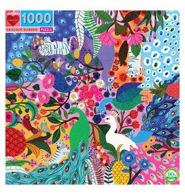 eeBoo Peacock Garden 1000p