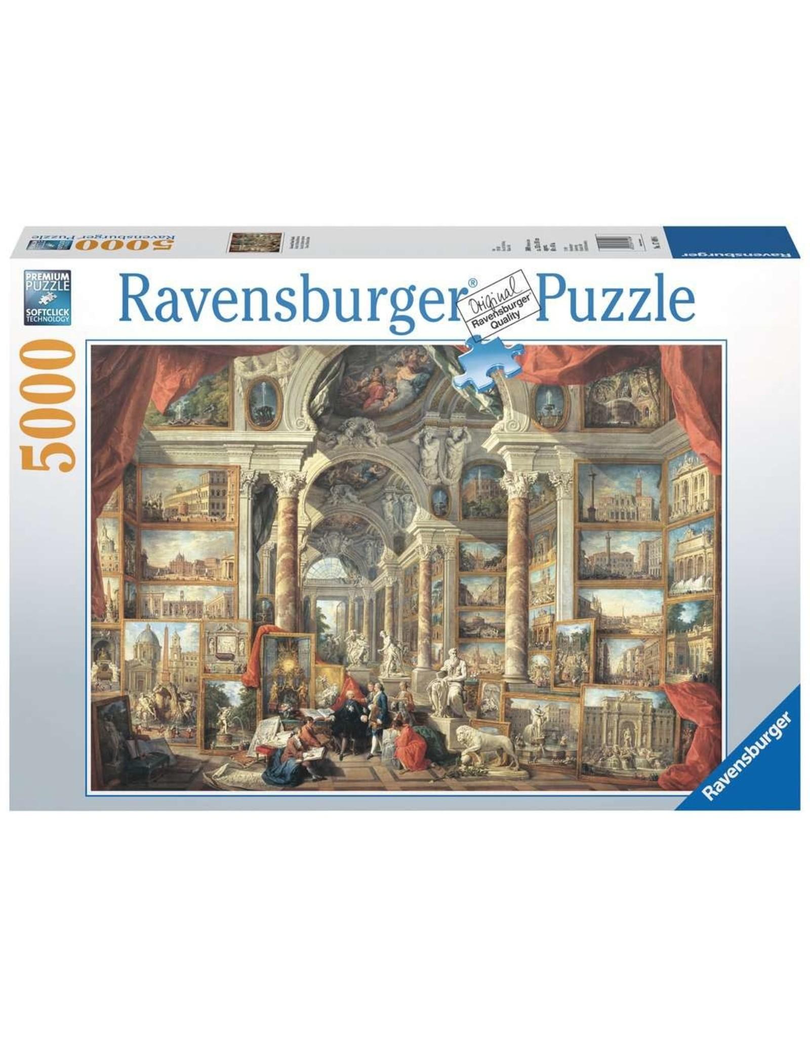 Ravensburger Views of Modern Rome 5000p