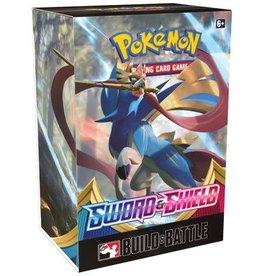 Pokémon Pokémon Sword & Shield Build & Battle Kit