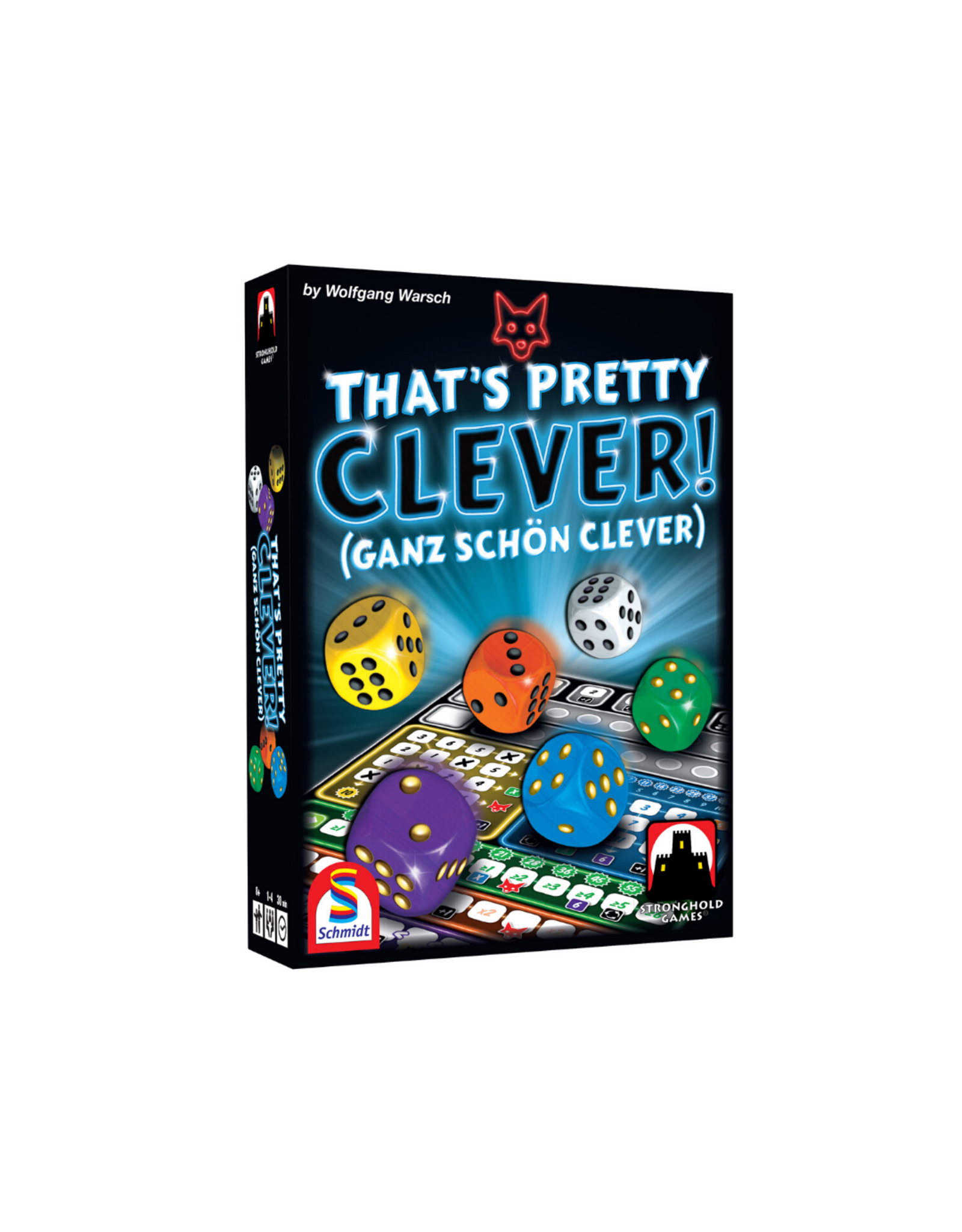Stronghold Games That's Pretty Clever (Ganz schön clever)