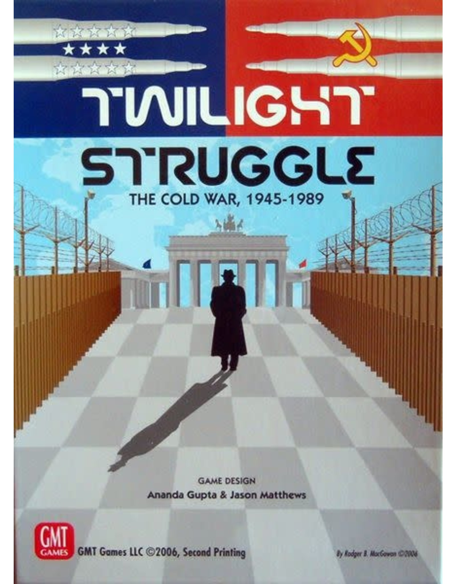 GMT Twilight Struggle