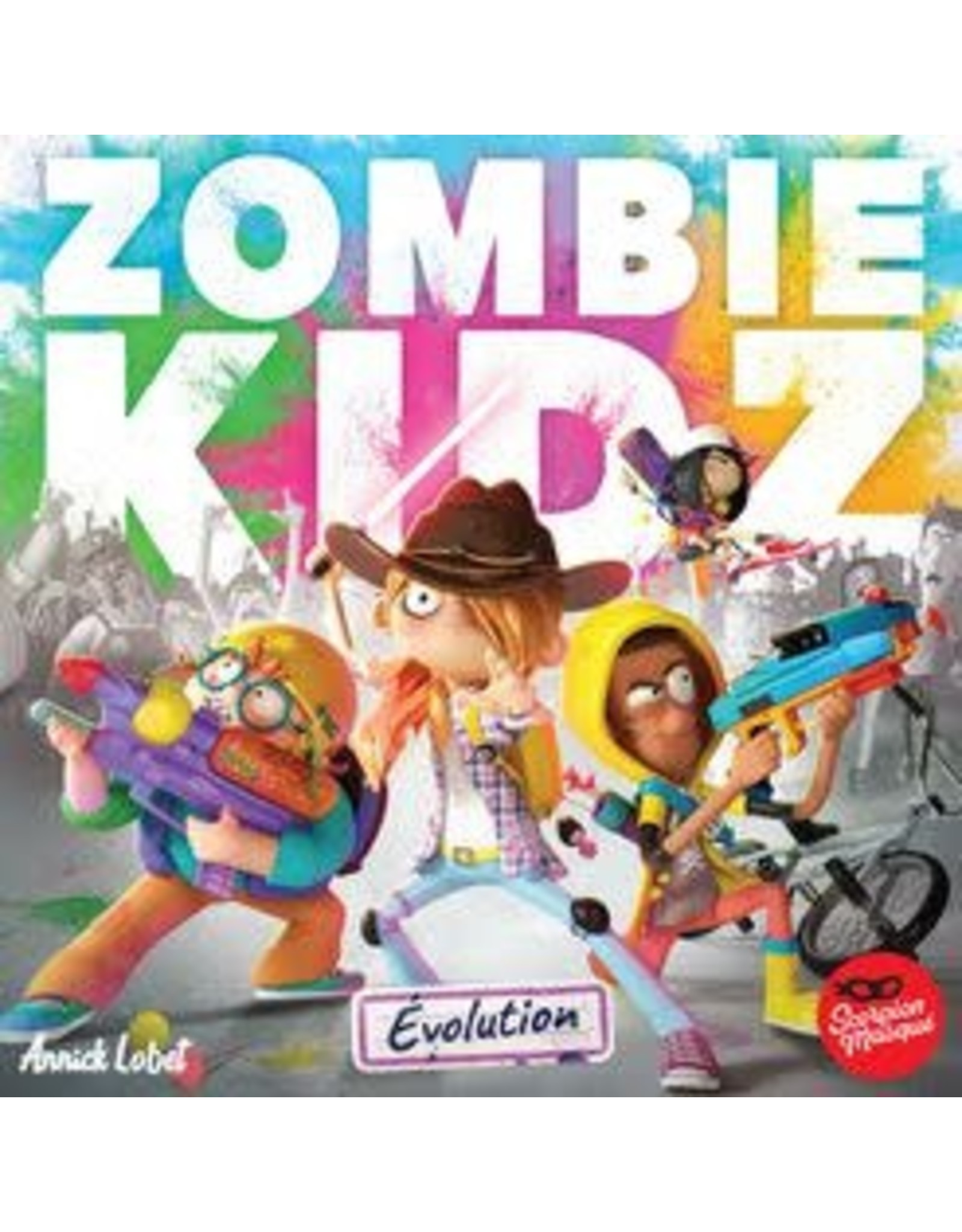 Scorpion Masque Zombie Kidz Evolution
