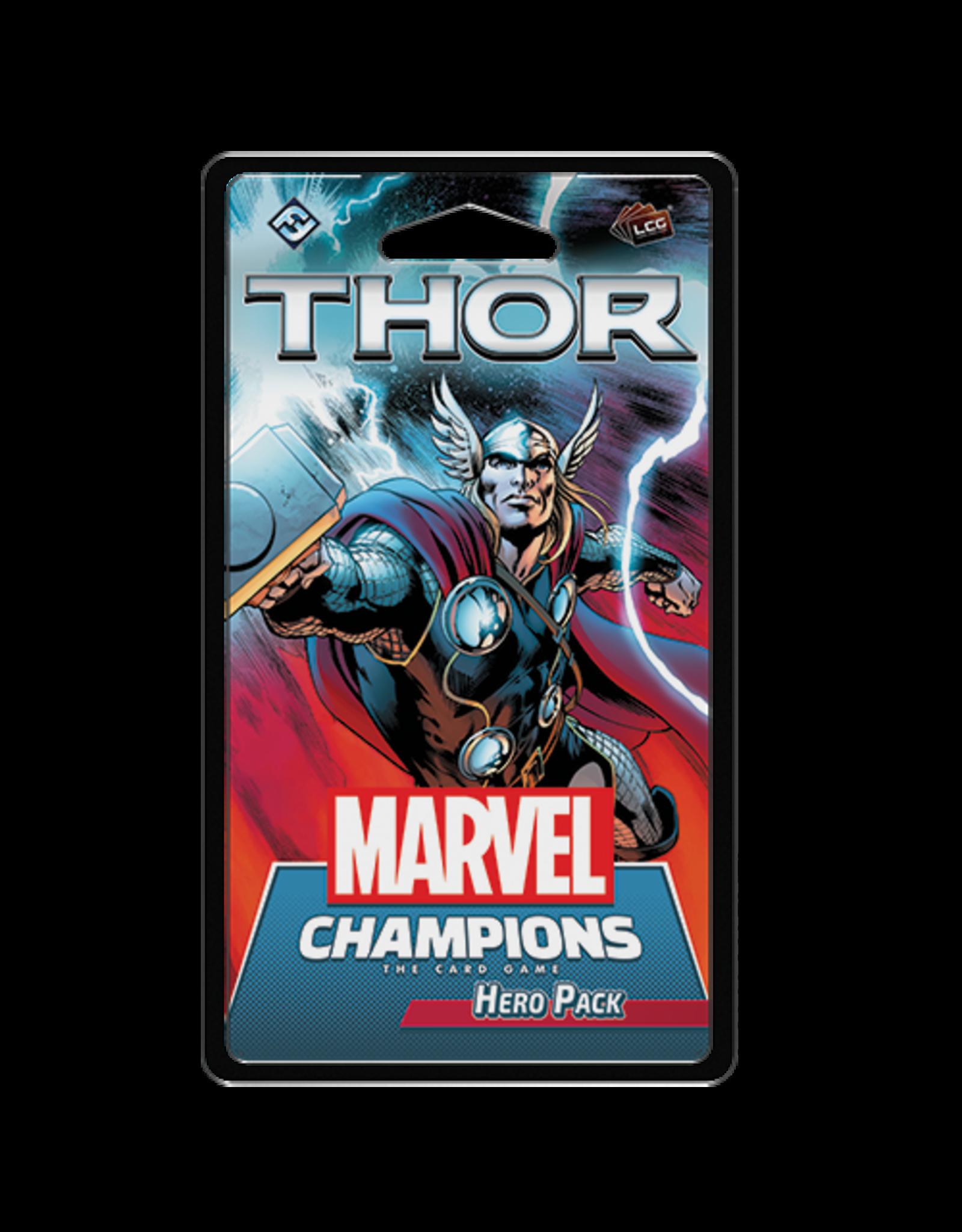 Fantasy Flight Games Marvel Champions LCG Hero - Thor
