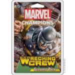 Fantasy Flight Games Marvel Champions LCG Scenario - The Wrecking Crew