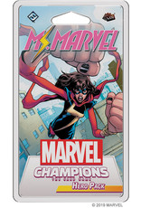 Fantasy Flight Games Marvel Champions LCG Hero - Ms. Marvel (Expansion)