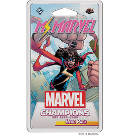 Fantasy Flight Games Marvel Champions LCG Hero - Ms. Marvel