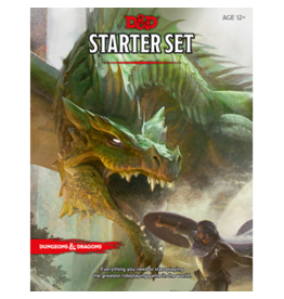 Dungeons & Dragons D&D 5e Starter Set