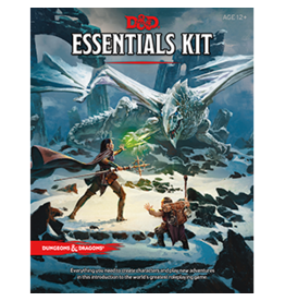 Dungeons & Dragons D&D 5e Essentials Kit