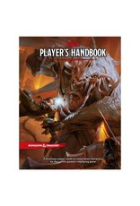 Dungeons & Dragons Dungeons & Dragons 5th Edition - Player's Handbook