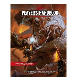 Dungeons & Dragons D&D 5e Player's Handbook