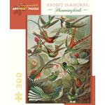 Pomegranate Hummingbirds 300 - Piece jigsaw puzzle