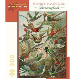 Pomegranate Hummingbirds 300p