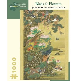 Pomegranate Birds & Flowers 1000p