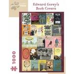 Pomegranate Edward Gorey Book Covers - 1000 Piece Jigsaw Puzzle