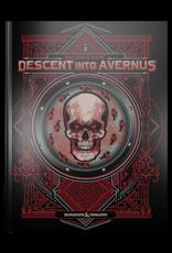 Dungeons & Dragons Dungeons & Dragons 5th Edition - Baldur's Gate Descent into Avernus Alternate Cover