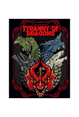 Dungeons & Dragons Dungeons & Dragons 5th Edition - Tyranny of Dragons