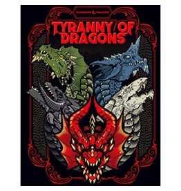 Dungeons & Dragons D&D 5e Tyranny of Dragons