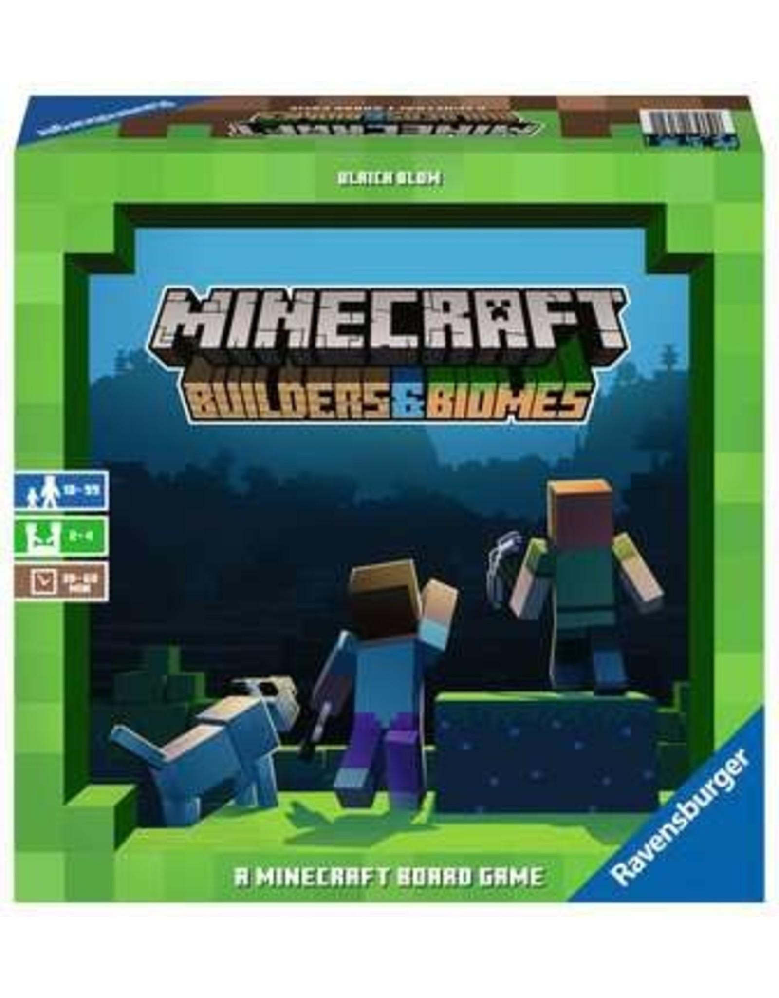 Ravensburger Minecraft Builders & Biomes