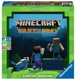 Ravensburger Minecraft Builders & Biomes