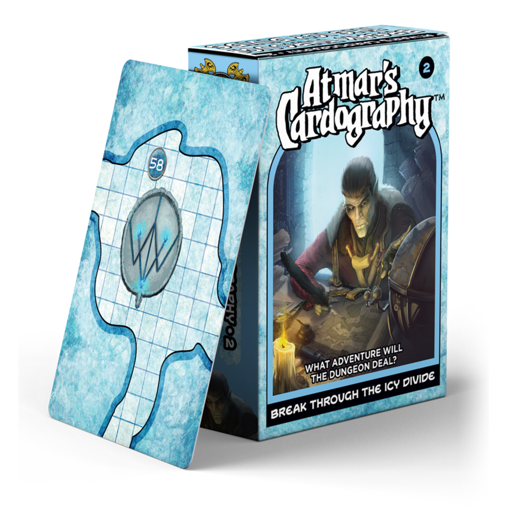 Norse Foundry Atmar's Cardography - Break Through The Icy Divide